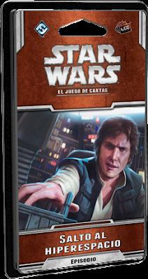 Expansión Star Wars LCG: Ciclo Escuadrón Pícaro - Salto al hiperespacio