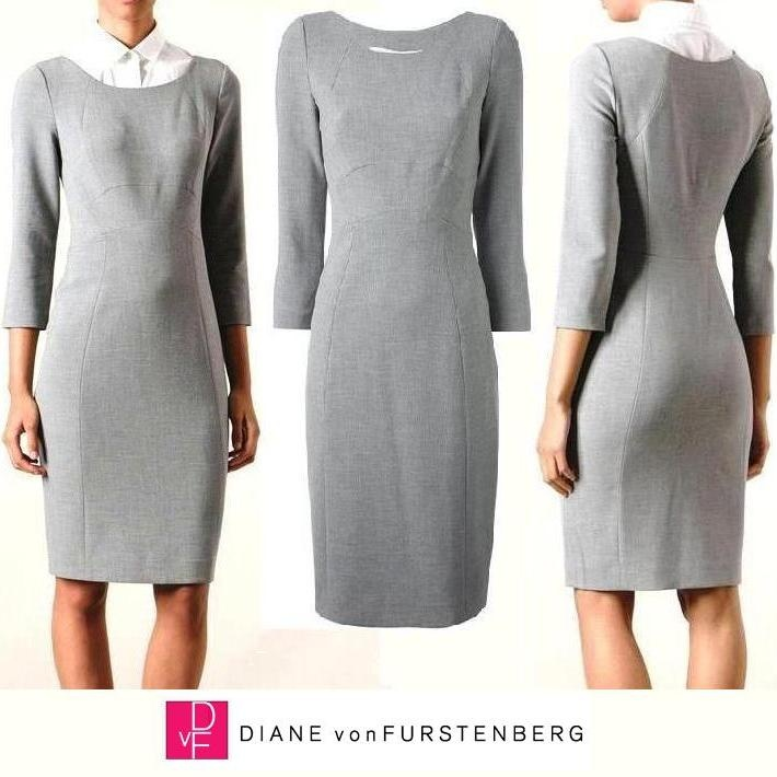 Countess Sophie Fashion - DIANE von FURSTENBERG Marilyn Dress