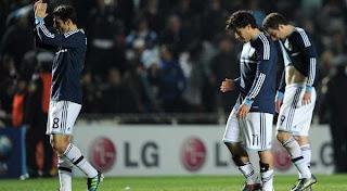 argentina not luck