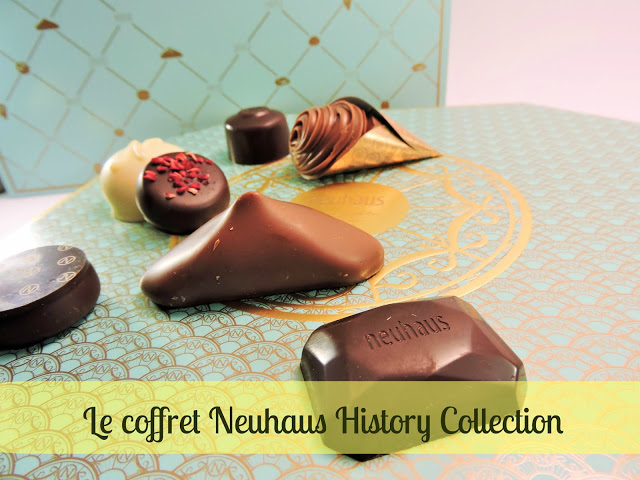 Coffret Neuhaus history collection
