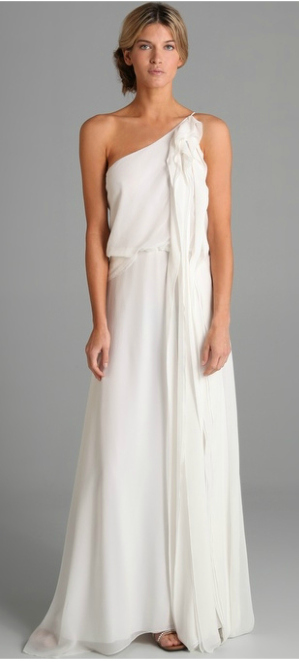 A blunt analysis ladies of the flame for Toga style wedding dress