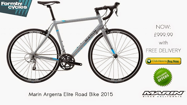 2015 Road Bike: Marin Argenta Elite