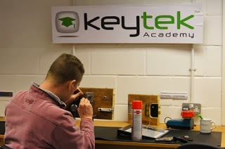 Keytek Emergency Locksmith offers locksmith training courses at its Keytek Locksmith Training Academy