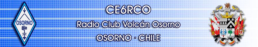 Radio Club Volcán Osorno CE6RCO