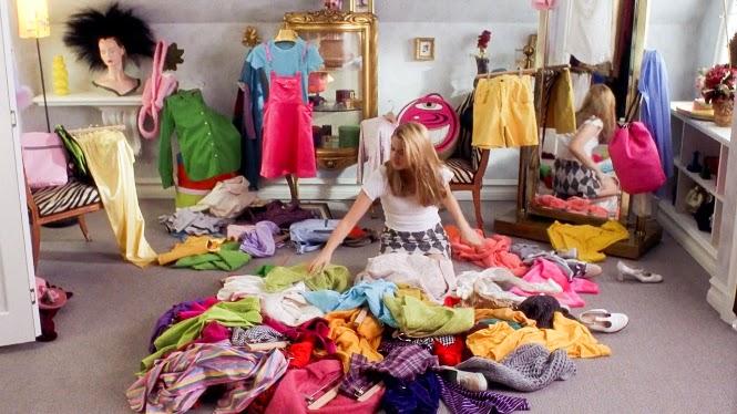 Cher's wardrobe, Clueless