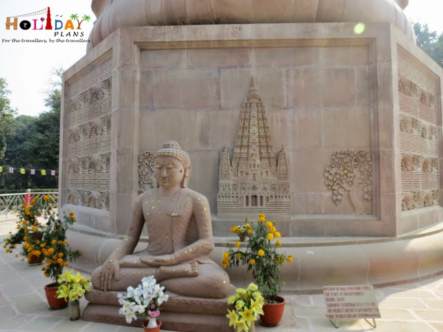 Statue of Buddha in Meditation
