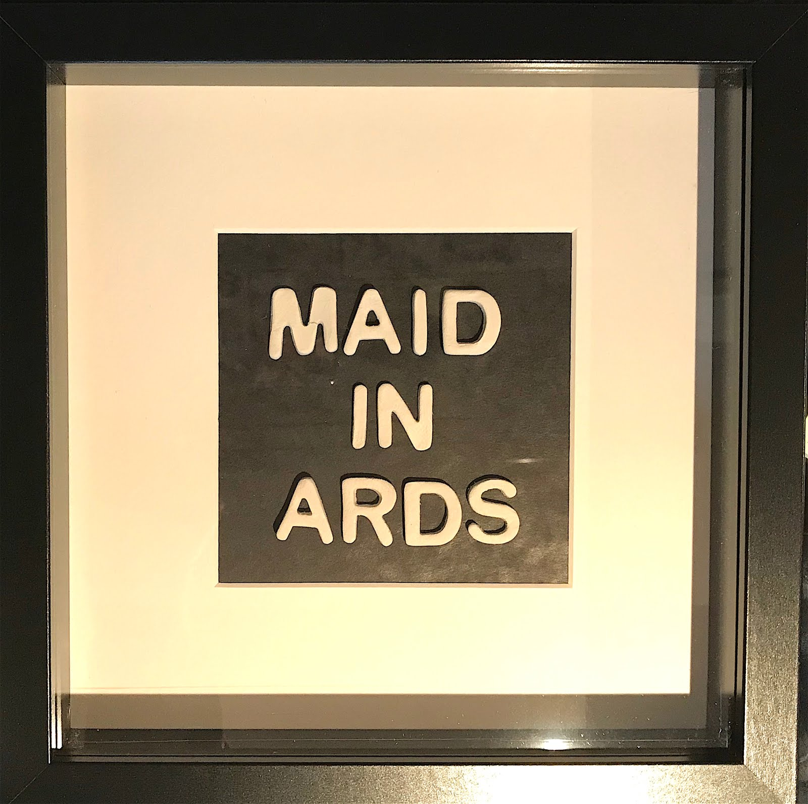Maid in Ards