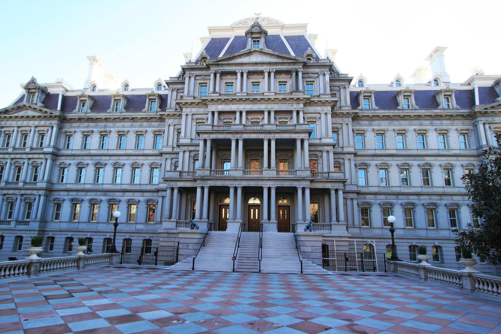 Famous Buildings In Washington Dc Usa Lense Moments