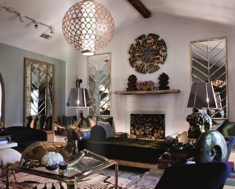 Livable Machine Interior Design Blog Hollywood Regency