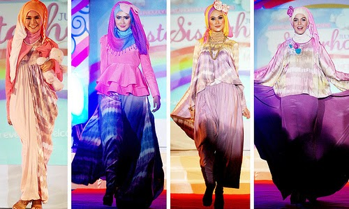 Model Baju Gamis Terbaru Trend Busana Wanita