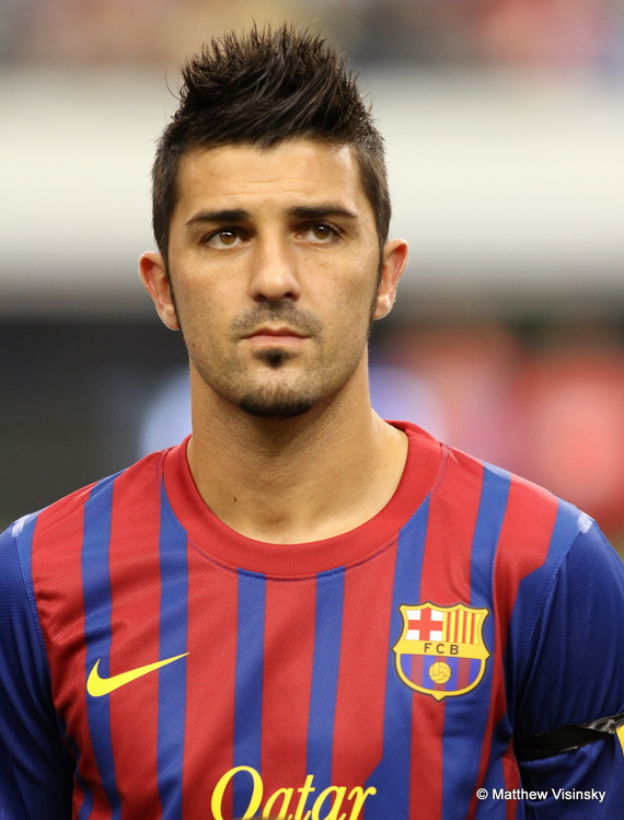 David Villa Net Worth