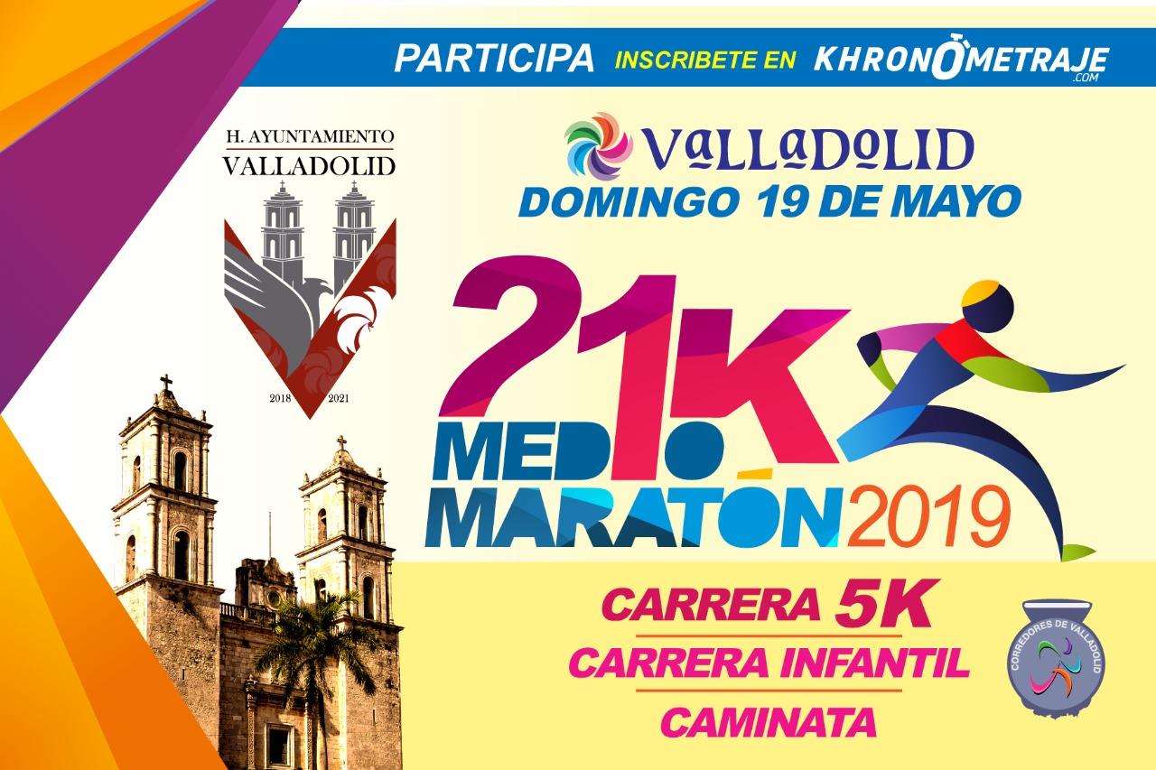 Medio Maratón Valladolid 2019