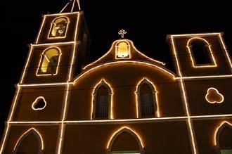 Igreja Matriz de Nossa Senhora das Dores - Itaú/RN
