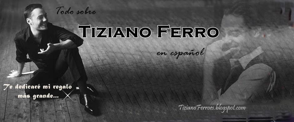 Tiziano Ferro Fans~
