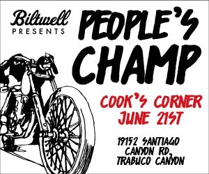 Biltwell's People's Champ