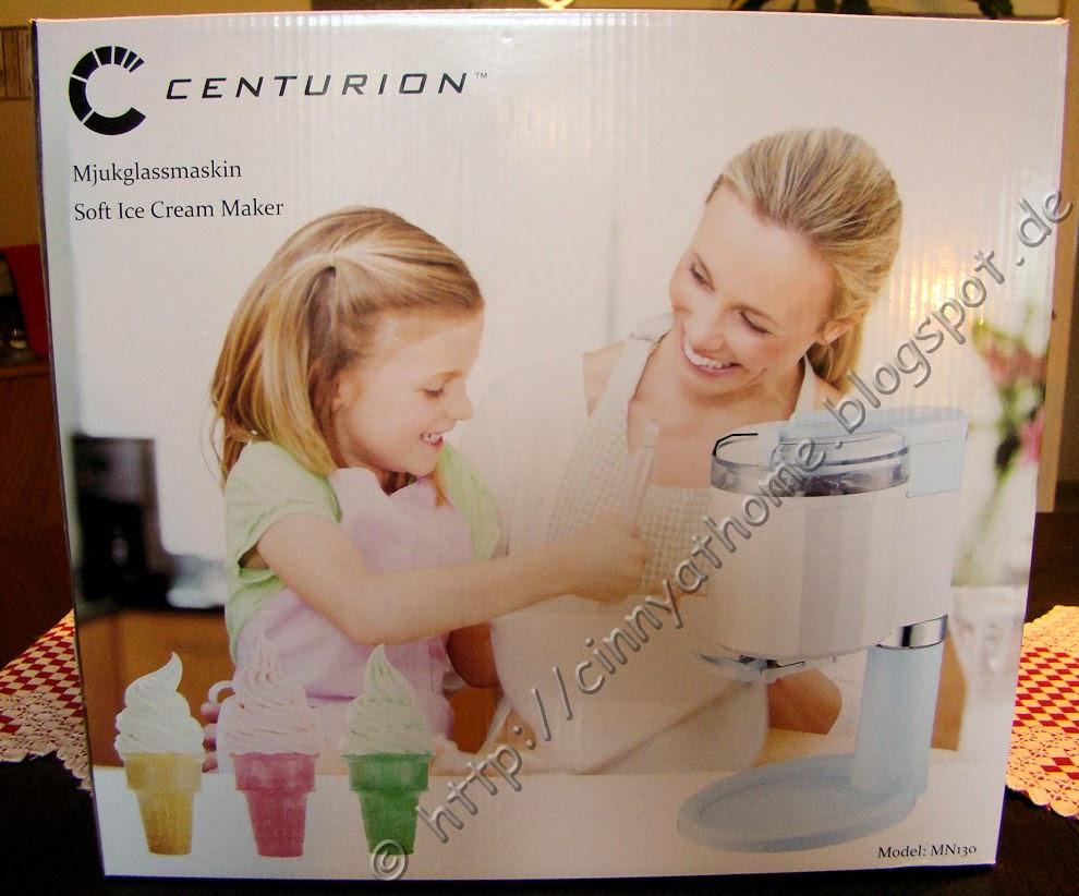 Centurion Softeismaschine