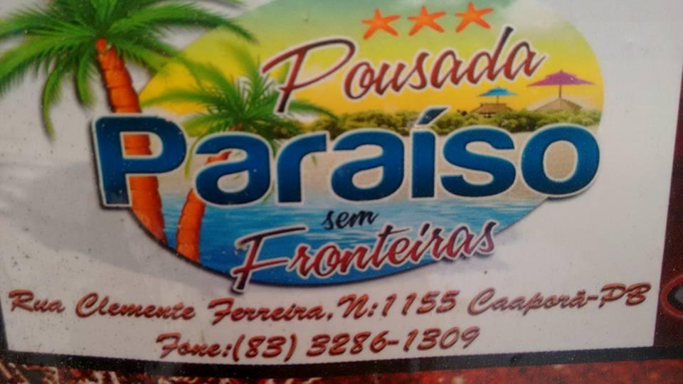 Pousada Paraiso Sem Fronteira