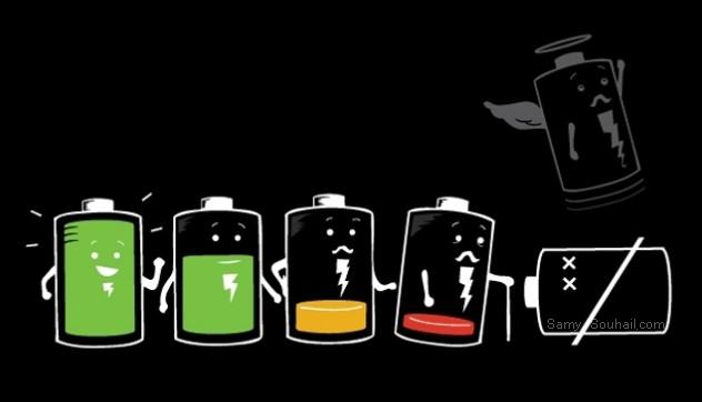 اكتشف أهم 5 أسباب تستهلك طاقة هاتفك الذكي
