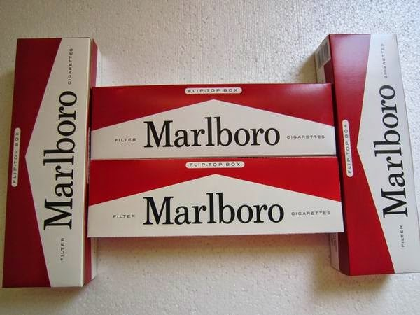 New cigarettes from Marlboro