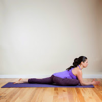 Pigeon Hips Stretches Move