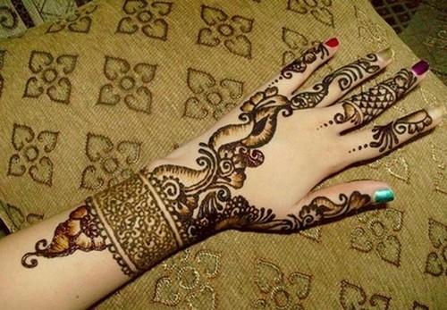 Latest Mehndi Design Beautiful Mehndi Designs : Mehndi design for hands beautiful designs