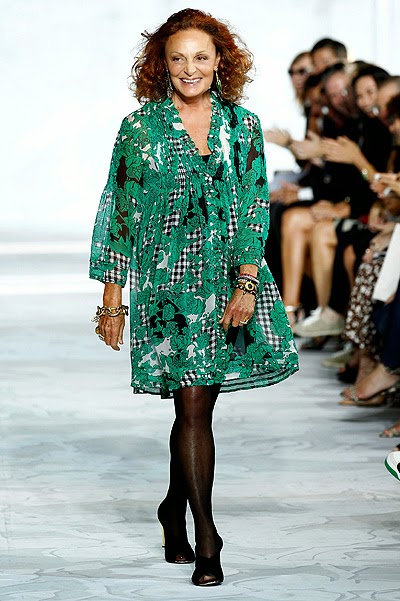 Fashion Week in New York_Diane von