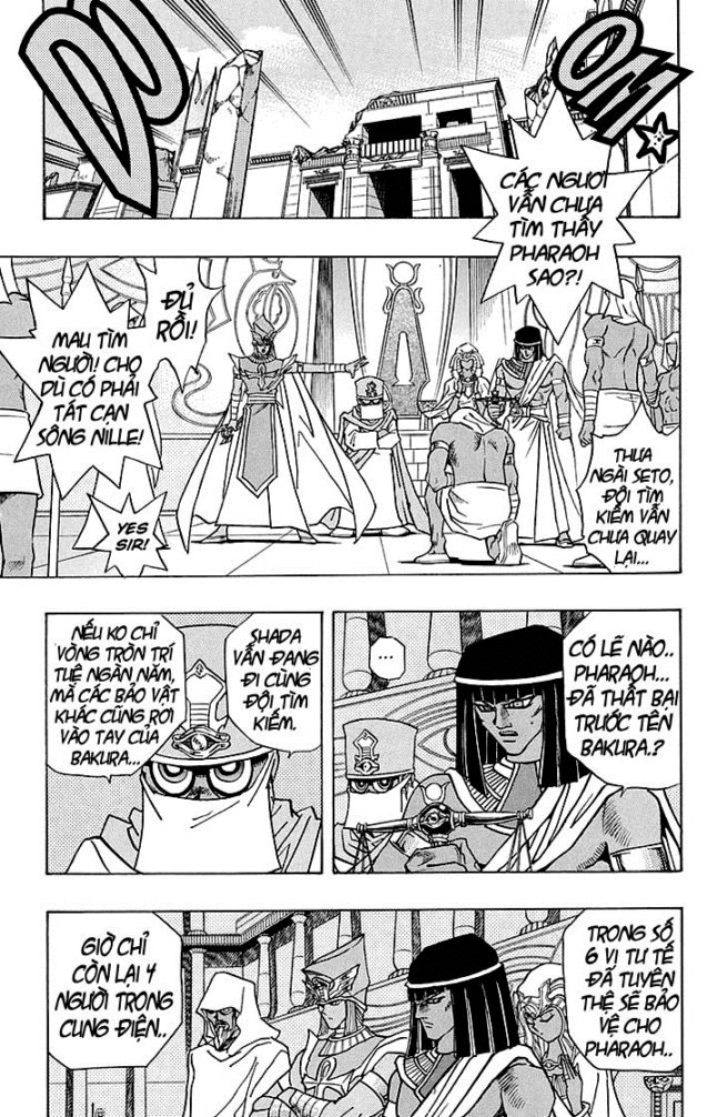 YuGi Oh – Vua Trò Chơi chap 309 Trang 3