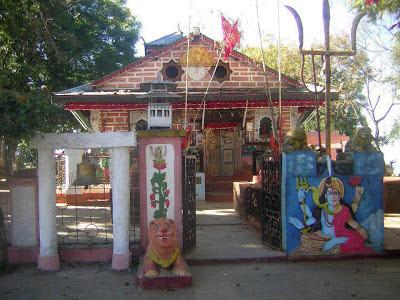 Shaileshwari Temple, Doti