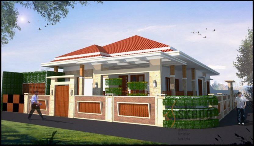 desain rumah model sekarang
