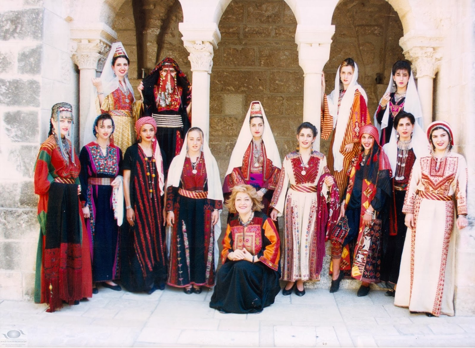 Traditional Syrian Clothes   www.pixshark.com - Images ...