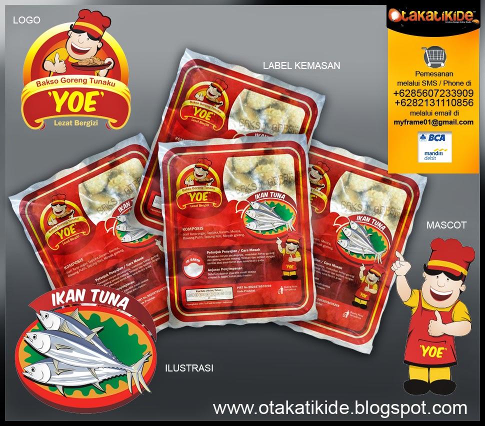 jasa desain label kemasan produk makanan jasa desain logo produk makanan surabaya jakarta gresik sidoarjo solo bali balikpapan medan malang