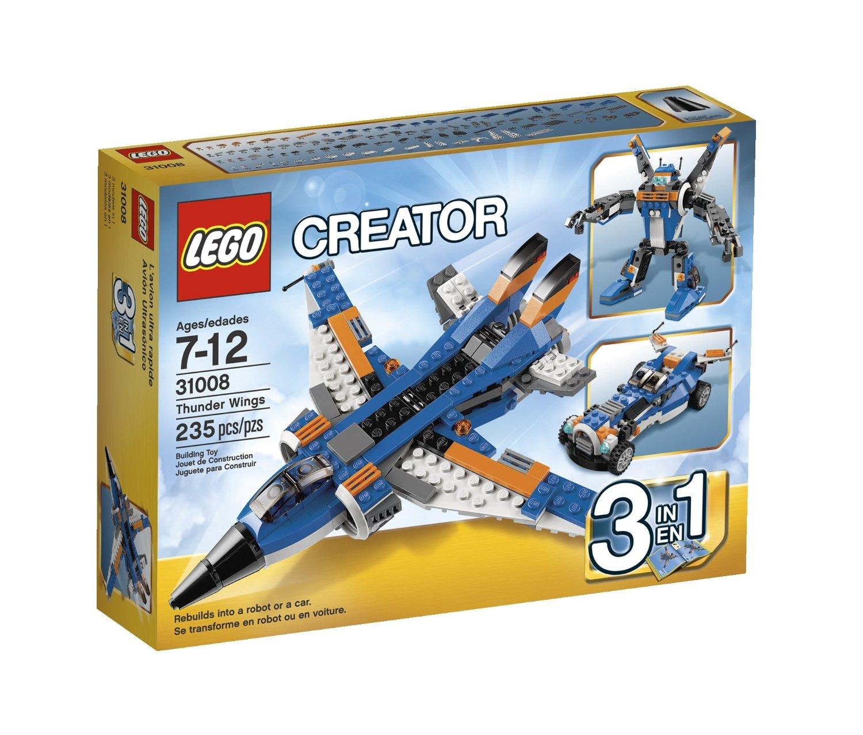 Lego Toys For Boys : My lego style creator thunder wings