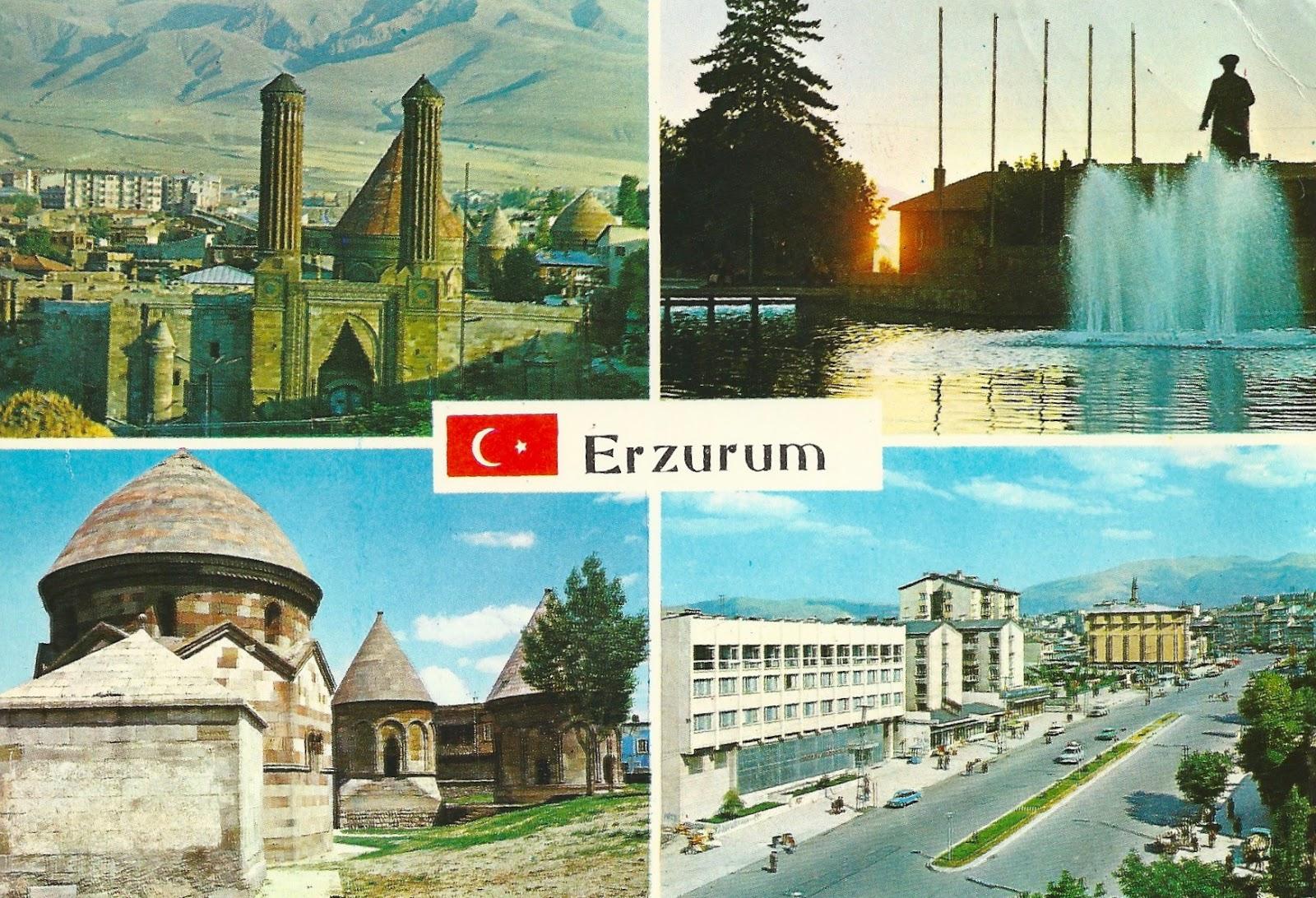 Erzurum Turkey  City pictures : Erzurum, Turkey