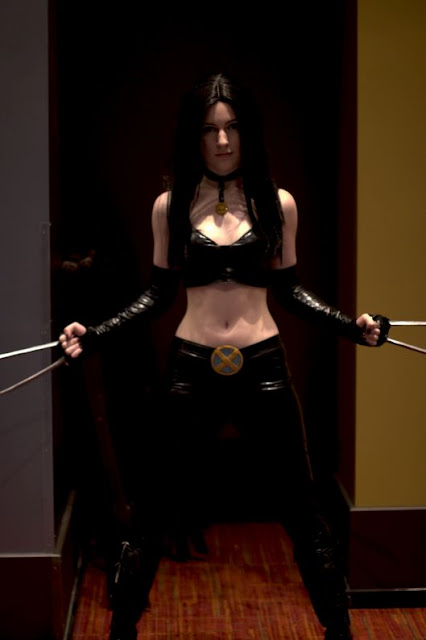 Laura Kinney as X-23