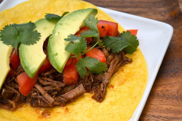Beef Barbacoa Taco Recipe