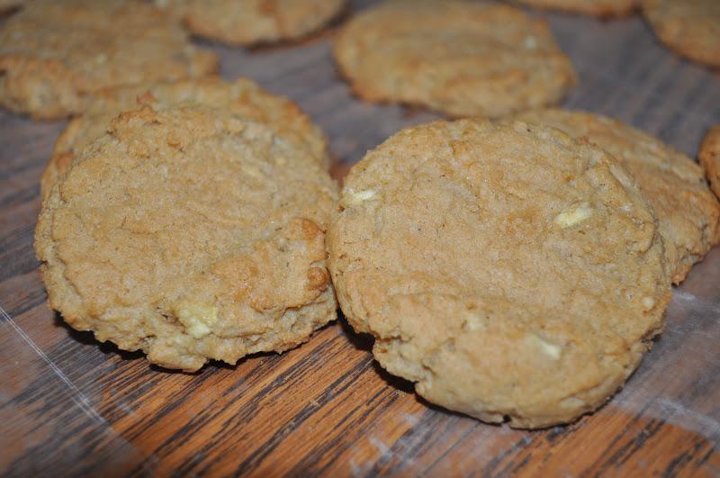 Beth's Favorite Recipes: Apple Peanut Butter Cookies