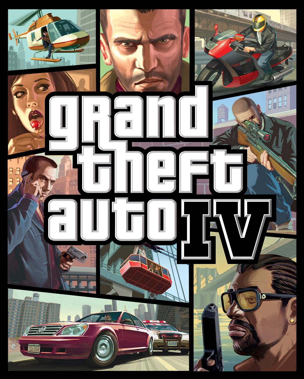 grand theft auto 5 Grand theft auto v the action-packed fifth main installment in a world-renowned series, complete with single player and multiplayer modes.