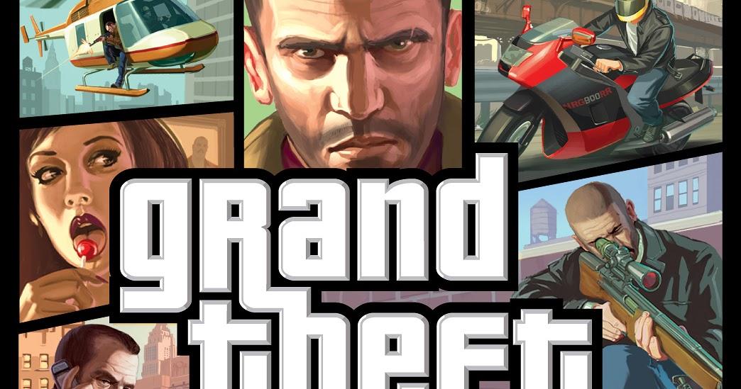 Games Are Future: Grand Theft Auto 4: Maximum Graphics Repack