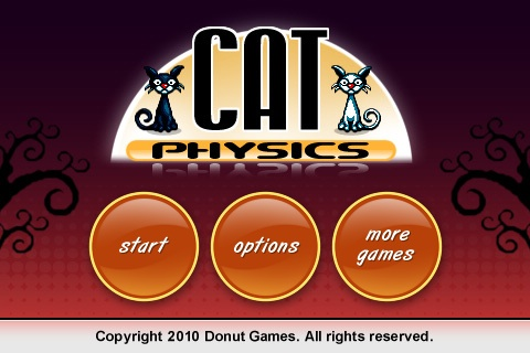 Cat Physics Free App Game By Donut Games