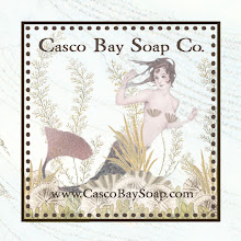 The Casco Bay Soap Co. Mermaid