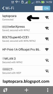 Cara Membuat Wifi Hotspot Komputer