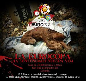 Firma contra el asesinato de perros en Ucrania