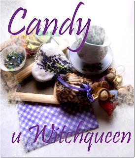 Moje pierwsze Candy:)
