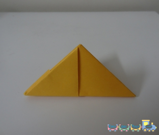 How To Fold A Paper Boat 6
