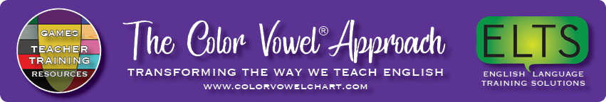 The Color Vowel Chart