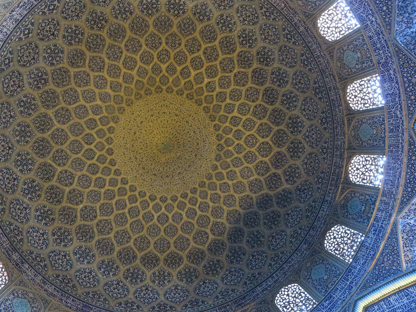 Sheikh Lotfollah Mosque Isfahan