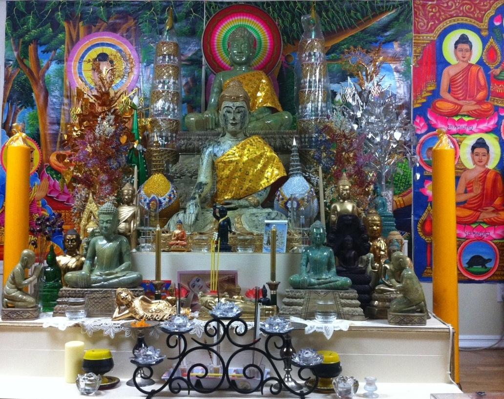 The Buddhist Lent (បុណ្យចូលវស្សា) July 29, 2012
