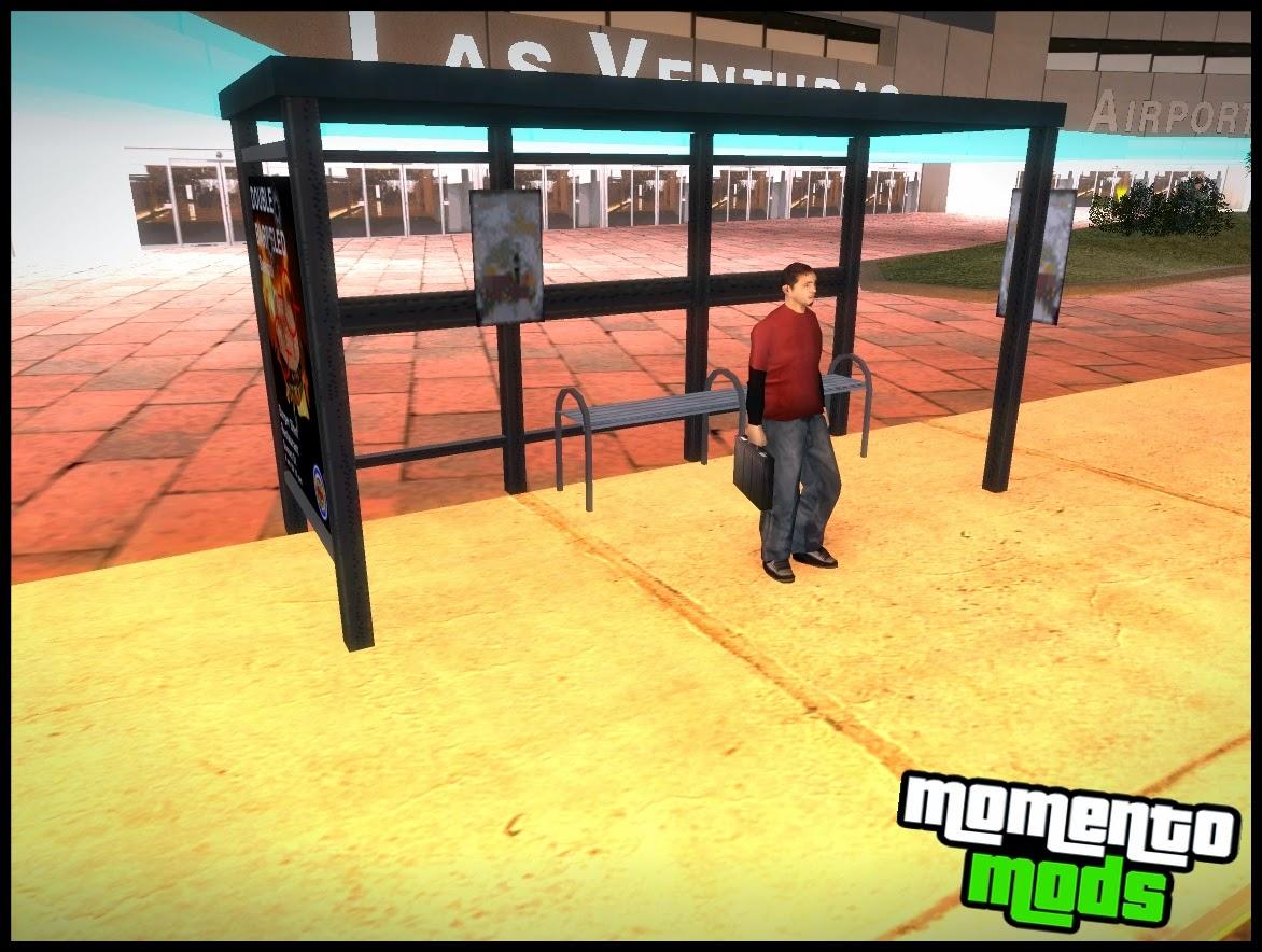 GTA SA - Mod Aeroporto De Las Venturas Realista V1
