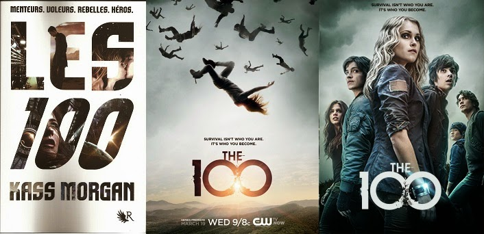 les 100 The 100 The hundred Kass Morgan Clarke Bellamy Les Mondes de Cassandre