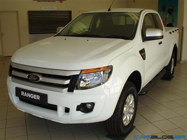 Nova Ranger 2013 branca
